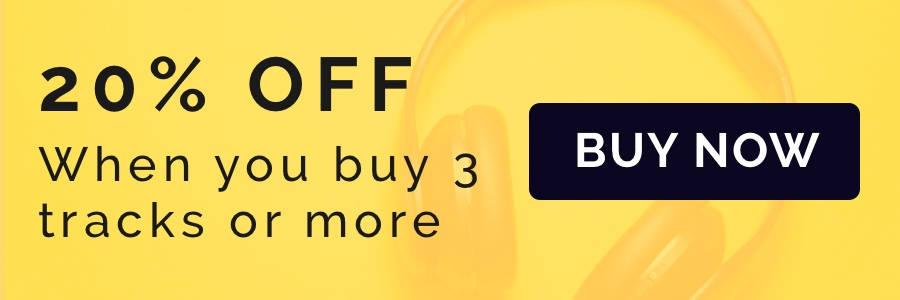 Save 20% when you buy 3 tracks or more